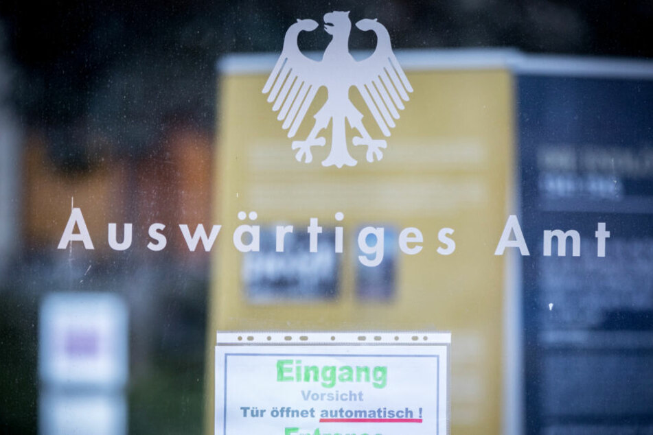 Dem Auswärtigen Amt in Berlin (Archivbild) ist der aktuelle Fall offenbar bekannt.