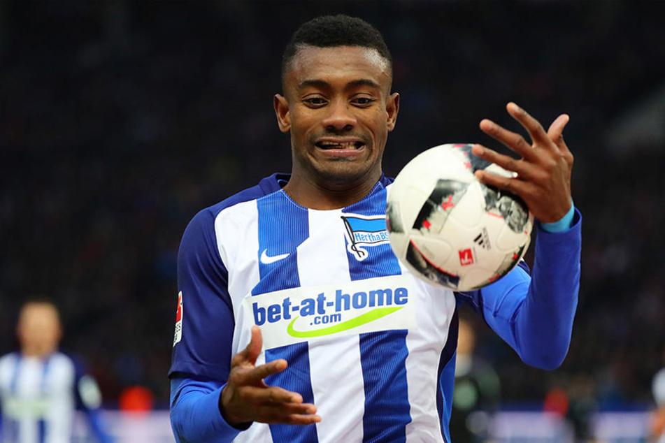 Sieben Tore und fünf Vorlagen steuerte der 32-jährige Ivorer für Blau-Weiß bei.