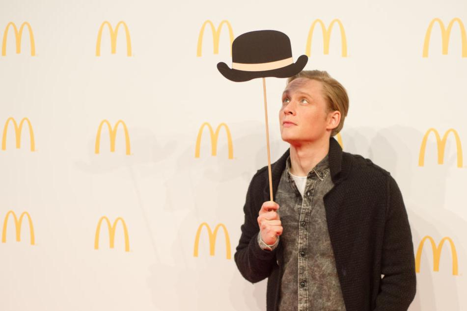 Schauspieler, Regisseur, Produzent, Autor - und jetzt auch noch Pop-Sänger:  Matthias Schweighöfer (36) probiert  alles aus.