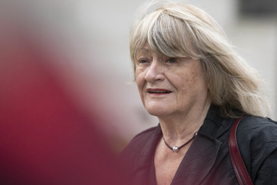 Alice Schwarzer sorgte in Frankfurt mit einem Kommentar für Empörung.