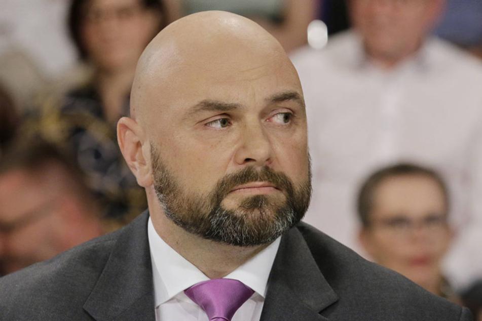 André Schulz (46) meint, die Hürden des Aufnahmeverfahrens wurden genug gesenkt.