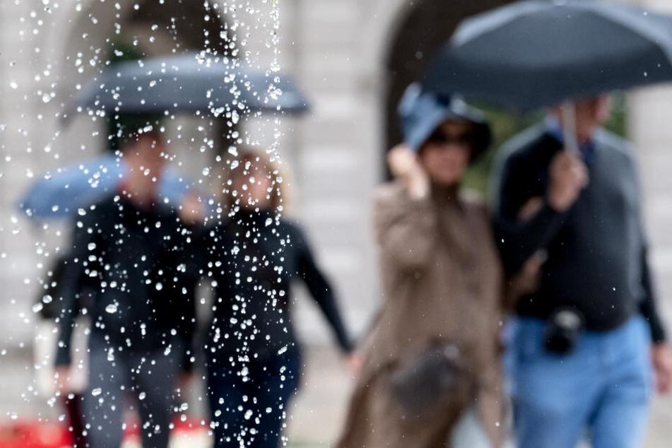 In Bayern wird das Wetter in den kommenden Tagen deutlich schlechter. (Symbolbild)