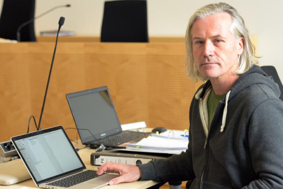 Michael Herrmann, Bruder der Getöteten, kritisierte erneut die Justiz.