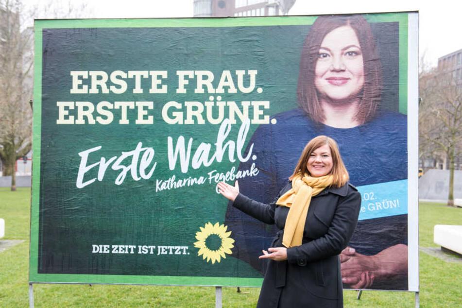 Der Wahlkampf der Grünen ist voll und ganz auf das Bürgermeisteramt zugschnitten. (Archivbild)