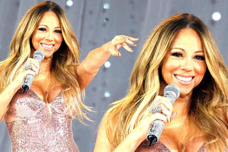 Mariah Carey (47) kämpft gegen eine bipolare Störung an.
