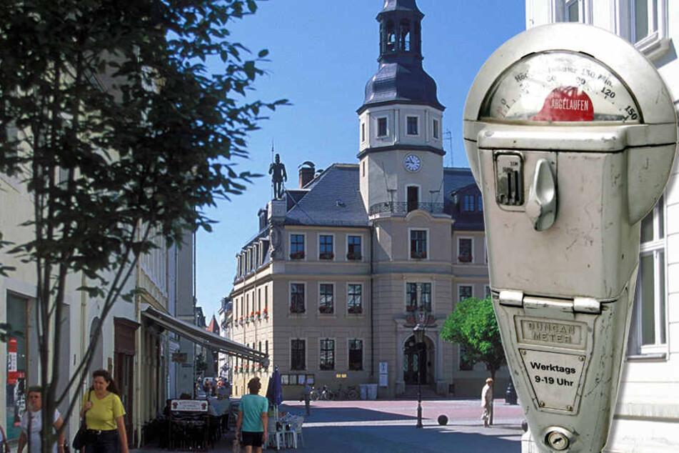 In Crimmitschau werden probeweise die Parkgebühren abgeschafft.