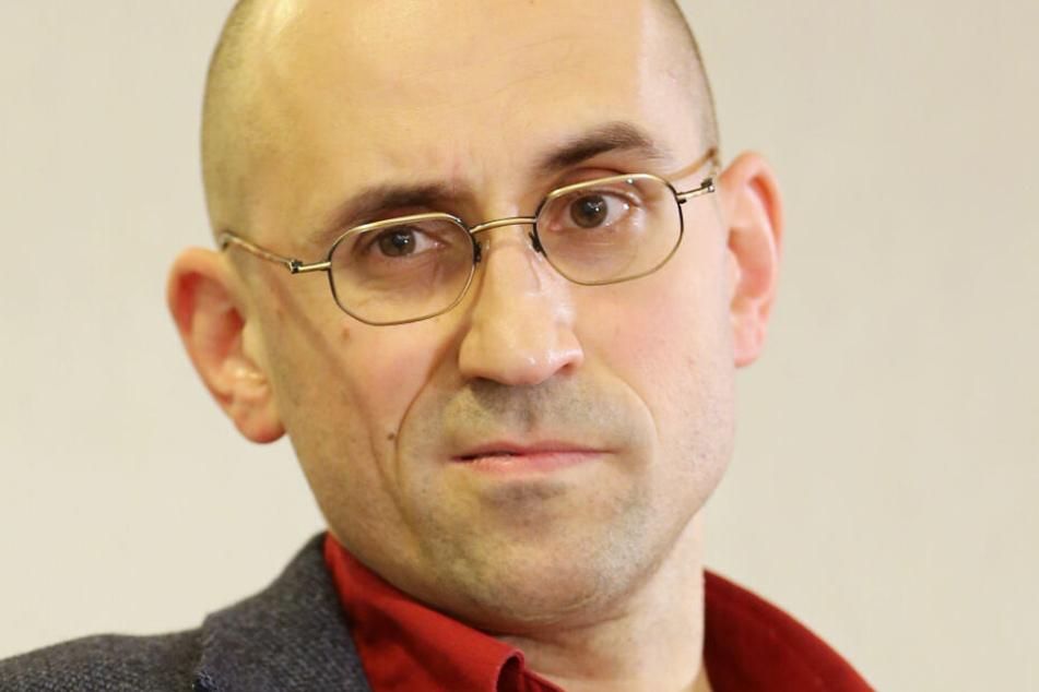 Sachsens BUND-Vorsitzender Felix Ekardt (47) fordert ein Ende der privaten Böllerei an jeder Ecke.