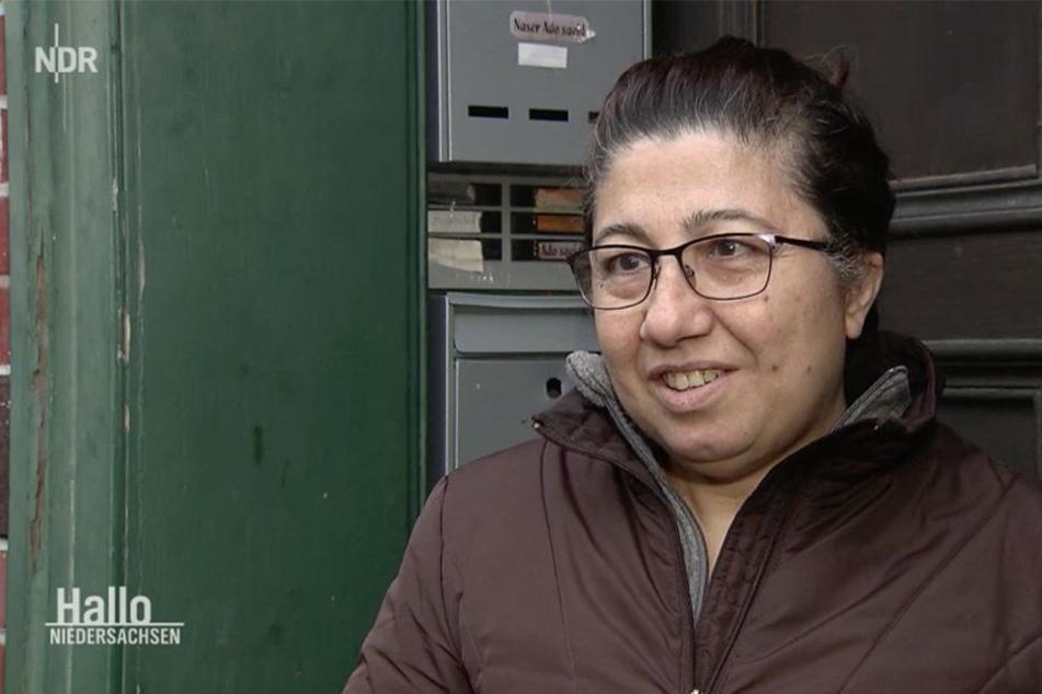 Tehan Abdullah fand 14.000 D-Mark und zeigte sich als ehrliche Finderin.