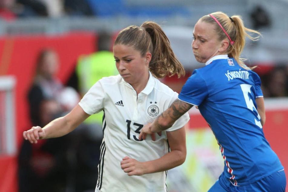 DFB-Frauen kommen für Länderspiel ins Erfurter Steigerwaldstadion