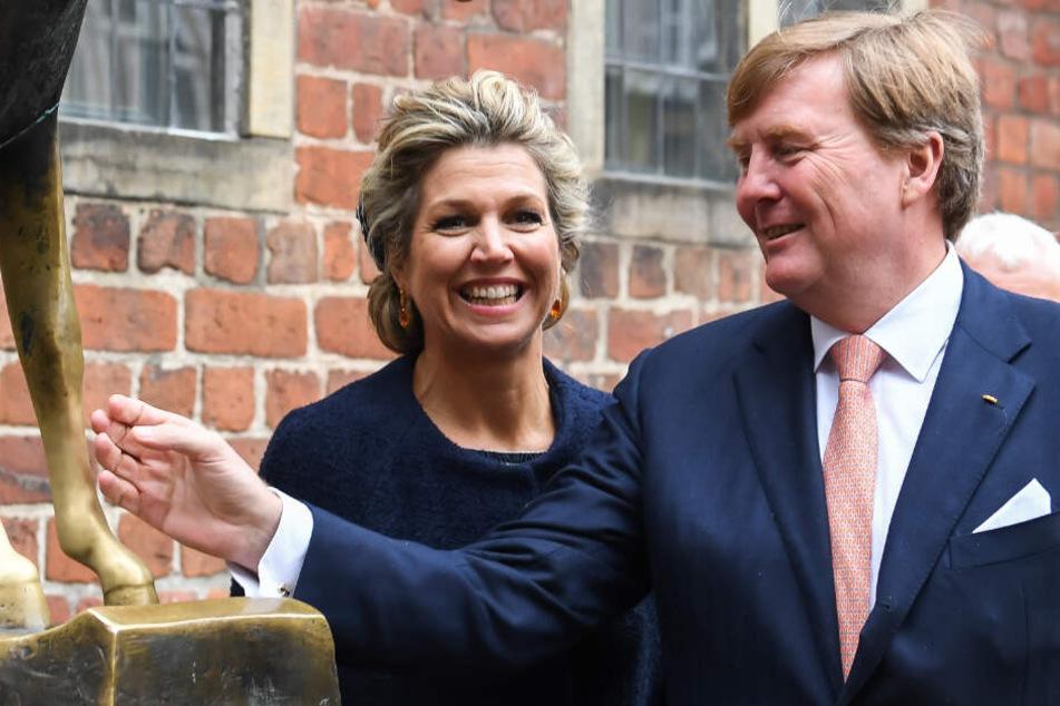 Königspaar besucht Bremen und das haben sie geplant