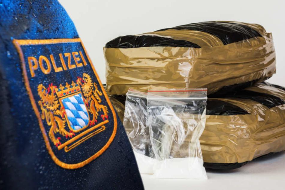 Schmuggel-Auto abgefangen: 12 Kilo Kokain auf der A8 entdeckt