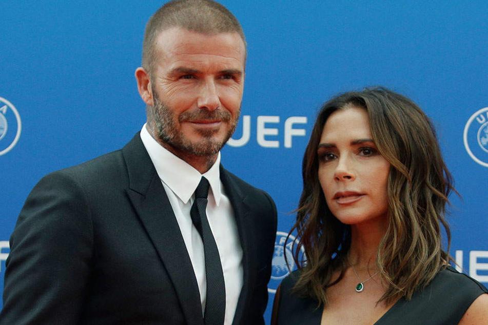 Zwischen Victoria Beckham und David Beckham hat es schon oft heftig gekriselt.