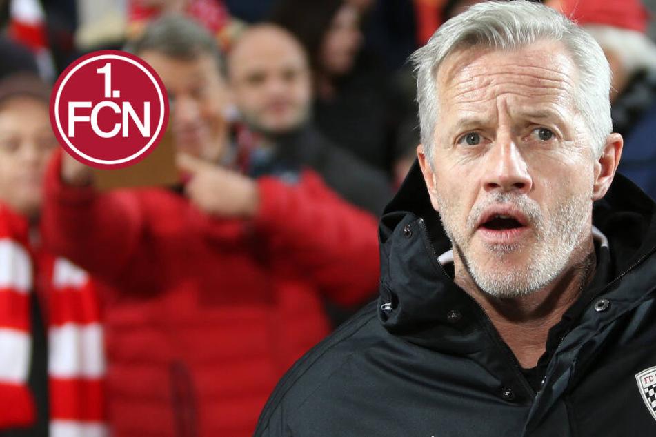 Offiziell! Jens Keller neuer Trainer des 1. FC Nürnberg