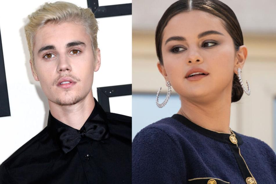 """""""Boyfriend"""" wäre nicht die erste Single, in der Selena Gomez mit Justin Bieber abrechnet. Die beiden trennten sich im März 2018."""