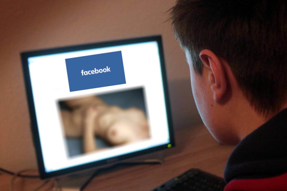 Erst werden die Opfer in einen Video-Chat gelockt, später fordern die Täter eine erhebliche Summe an Geld (Symbolbild).