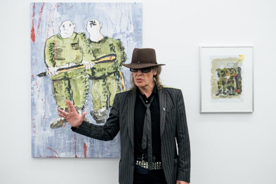 Die Ausstellung von Kultrocker Udo Lindenberg (73) geht in die Verlängerung.