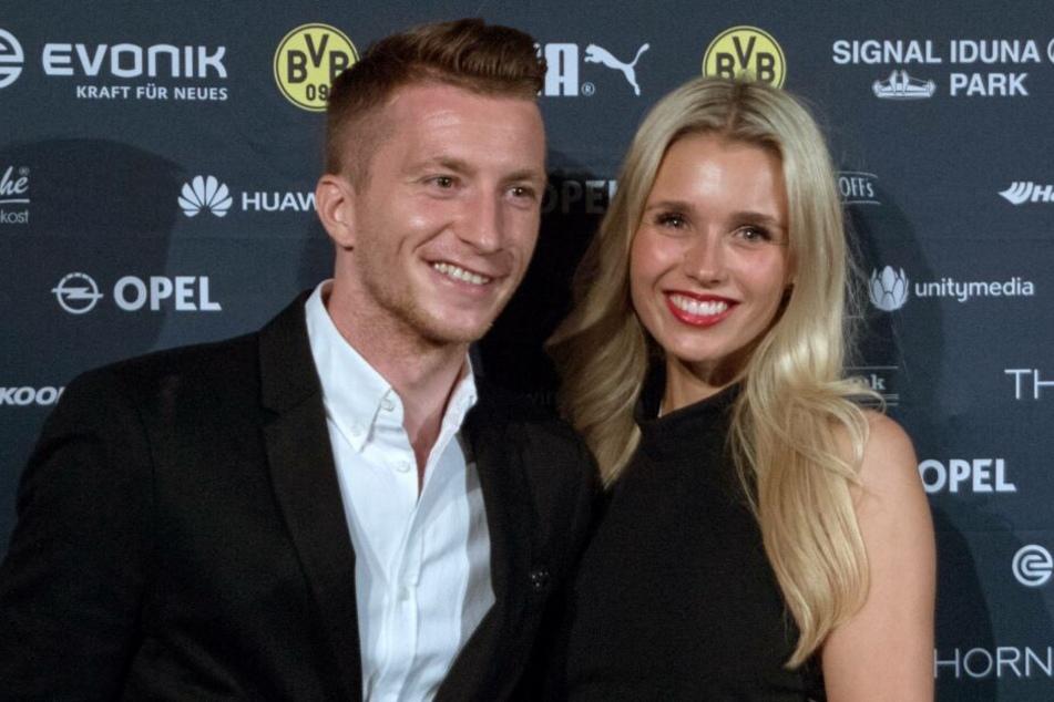 Marco Reus und Scarlett Gartmann sind seit dem 21.12.2019 verheiratet.