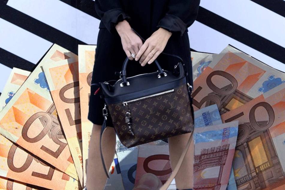 Die Frau gab nicht nur die teure Tasche zurück, sondern verzichtete sogar auf den Finderlohn (Symbolfoto).
