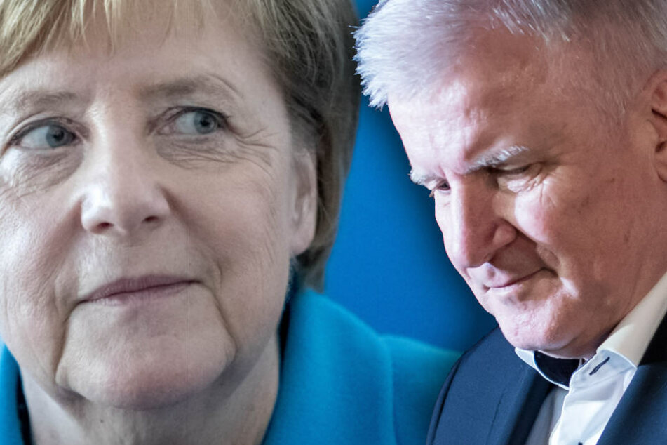 Ein letztes Gespräch: Tritt Seehofer zurück oder lenkt CDU ein?