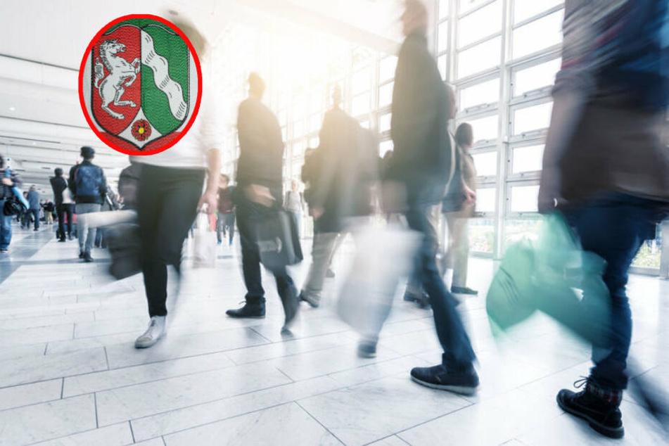 So viele Menschen leben in Nordrhein-Westfalen