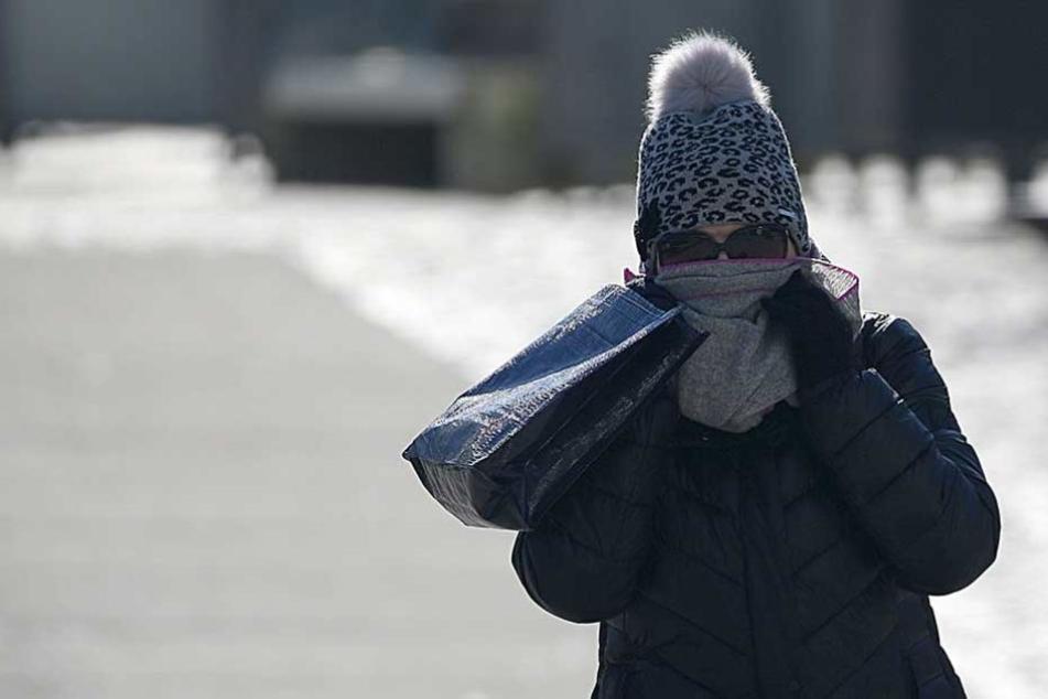 Zieht euch in den kommenden Tagen warm an!