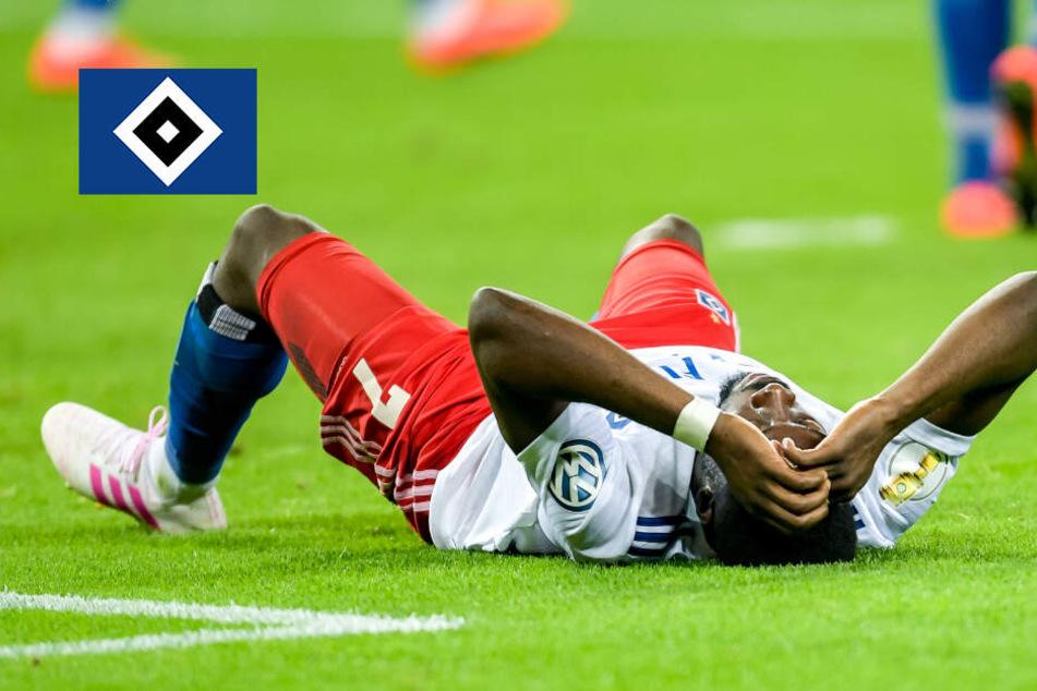 Aus der Traum! HSV verpasst gegen abgeklärtes Leipzig das Pokalfinale