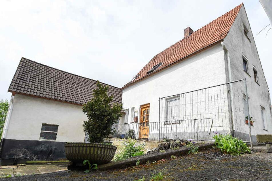 In diesem Folter-Haus entdeckten Polizeibeamte Marihuana in Wert von 200.000 Euro.
