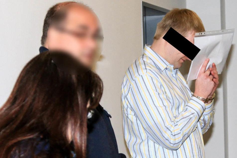 Vor Gericht lächelte der Angeklagte.