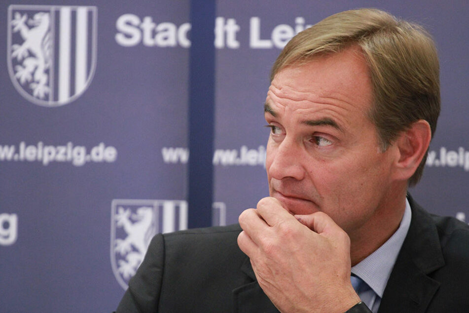 """Oberbürgermeister Jung ist der diesjährige Schirmherr der """"Internationalen Wochen gegen Rassismus"""" in Leipzig."""