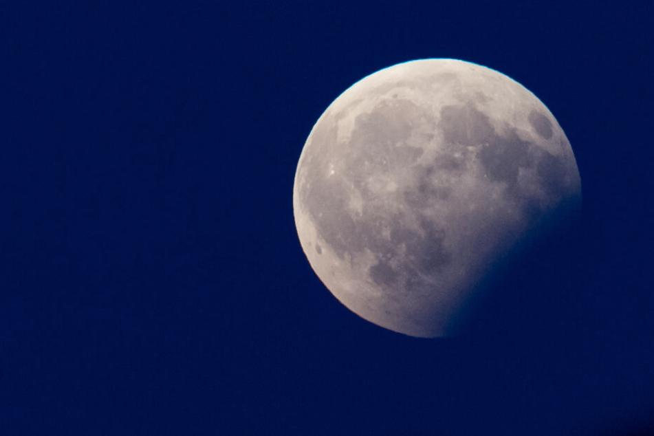 Mondfinsternis: Wetterexperten versprechen ungetrübte Sicht in München