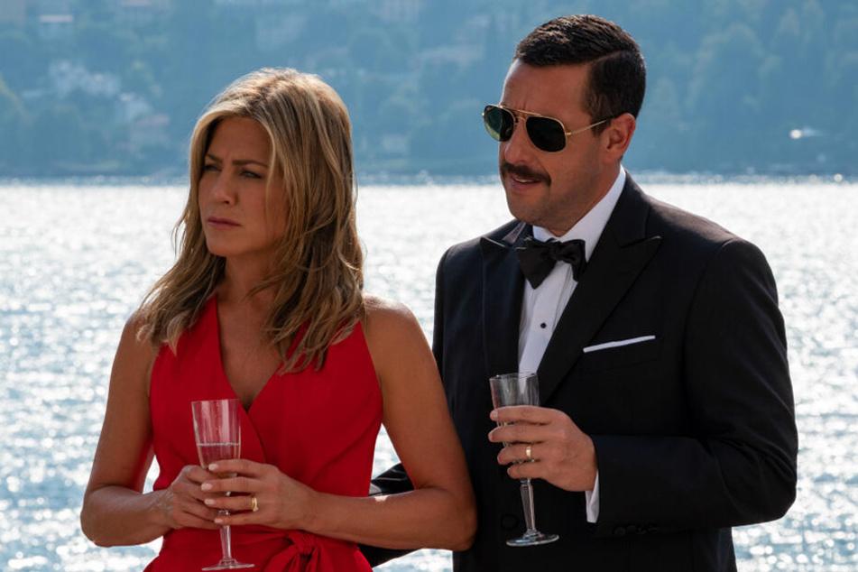 Ob Adam Sandler und Jennifer Aniston den Mörder zu fassen kriegen?