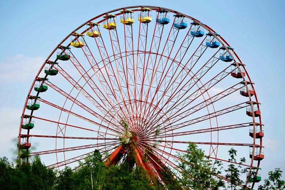 Dreht sich das Riesenrad im Plänterwald bald wieder?
