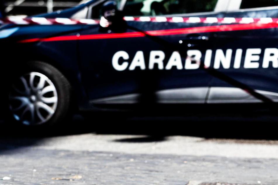 Bei einem Angriff wurden in Italien zwei Polizeibeamte getötet. (Symbolbild)