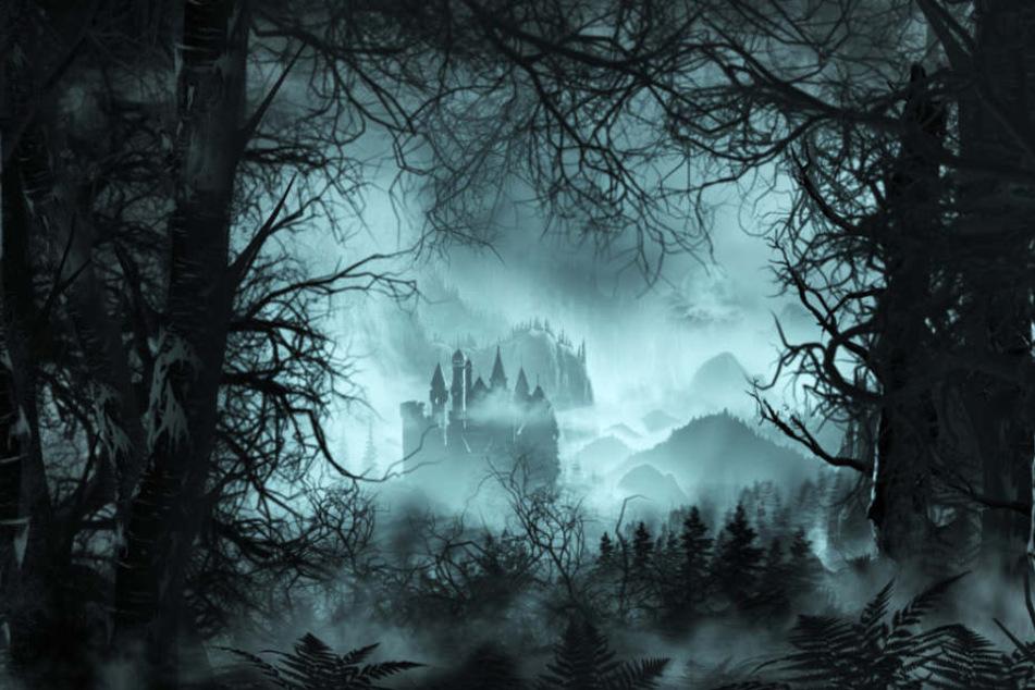 Besucher sollen in die Welt der Gebrüder Grimm in der interaktiven Ausstellung eintauchen können.
