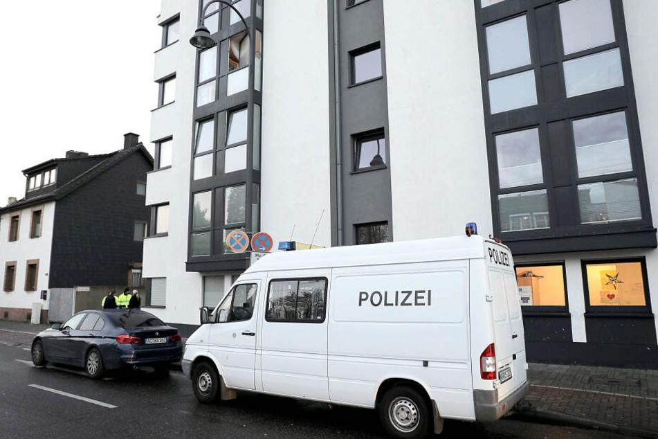 In dieser Kölner Flüchtlingsunterkunft war das tote Mädchen (2) im Dezember 2018 gefunden worden.