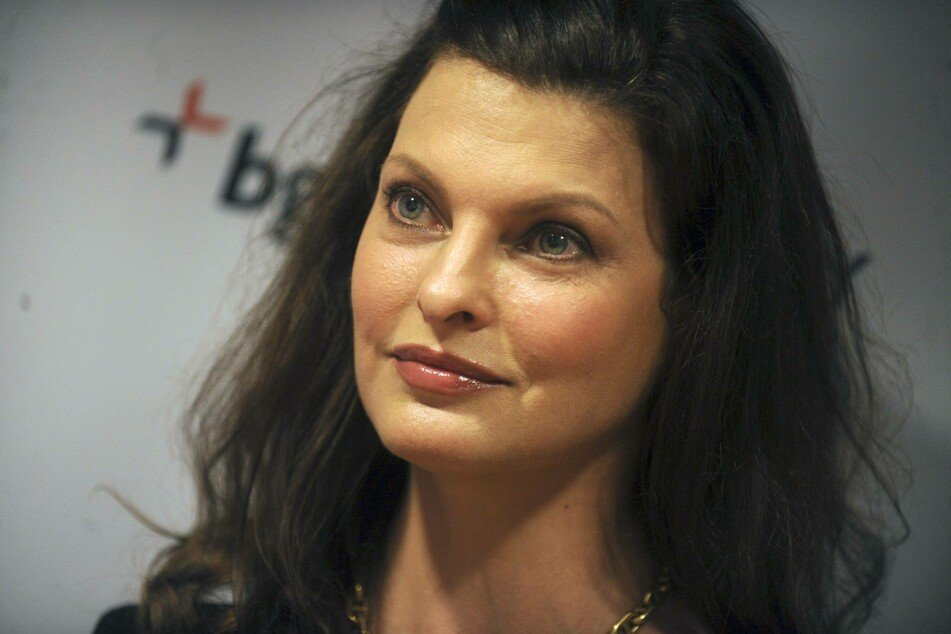 Linda Evangelista was one of the world's biggest supermodels in the 1990s (file photo).