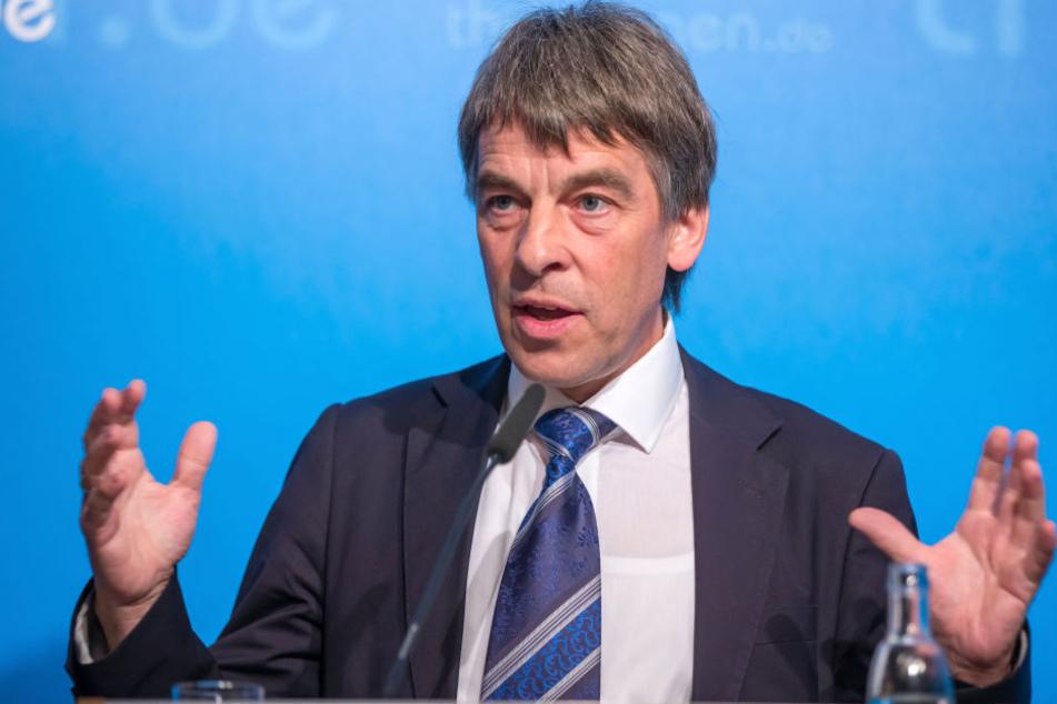 Albrecht Schröter möchte auch die Schulen in freier Trägerschaft mit einer Förderung unterstützen.