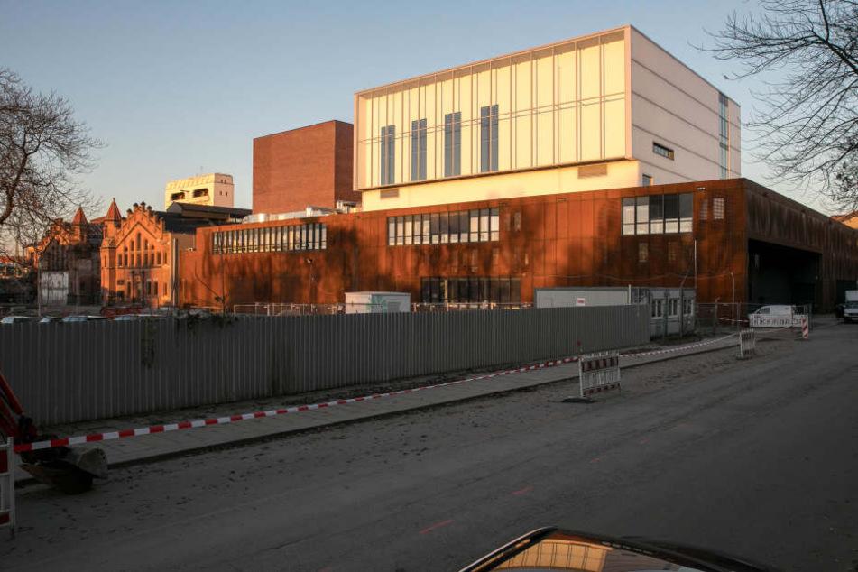 Das Kraftwerk Mitte: 103,5 Millionen Euro.