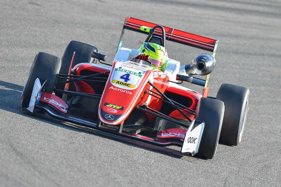 In der nächsten Saison geht Mick Schumacher in der Formel 2 an den Start.
