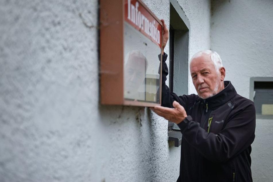 """Einfach """"liquidiert"""": Hier ist ein Wahllokal am Sonntag dicht"""