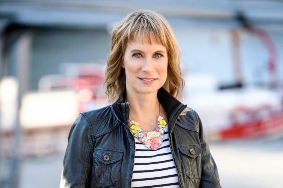 "Sandra Eckardt ist Moderatorin der Sendung ""Vermisst""."