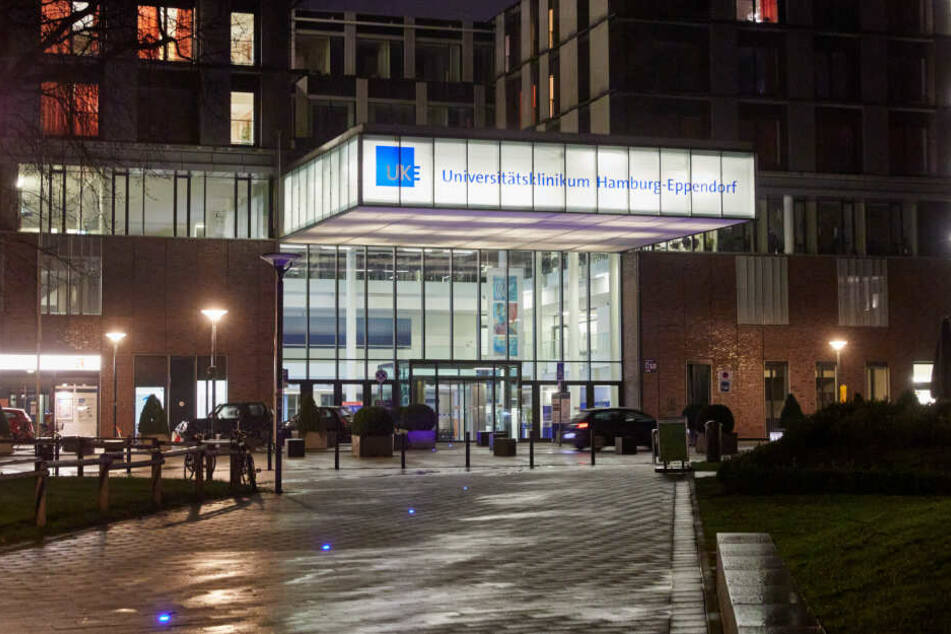 Das Universitätsklinikum Eppendorf (UKE) bestätigte den Coronavirus-Fall.