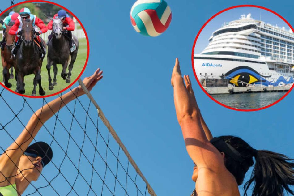 Die besten Tipps für den sonnigen Samstag: Das geht ab in Hamburg!
