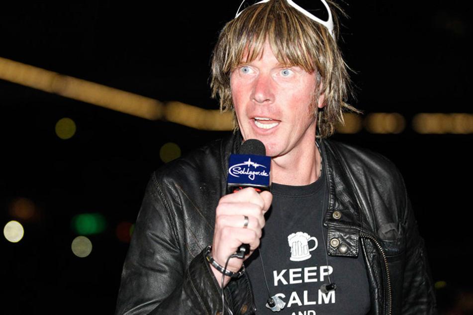 Wird der Stargast bei der Pichmännel-Party am 5. Oktober: Mickie Krause (46).
