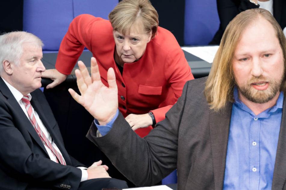 "Grünen-Fraktionschef Hofreiter verspottet GroKo als ""große Selbsthilfegruppe"""