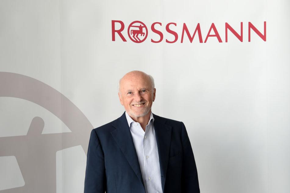 Dirk Roßmann (72) ist Gründer der zweitgrößten deutschen Drogeriekette und gehört zu den Top 100 der reichsten Menschen im Land. Freitag ist er bei Riverboat zu Gast.