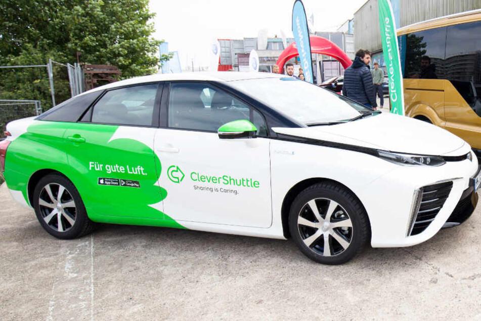 Clevershuttle setzt auf umweltfreundlichen Elektro-Antrieb. (Archivbild)