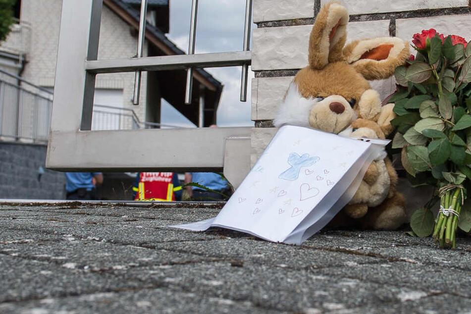 Der Tod der Kinder hatte große Betroffenheit ausgelöst.