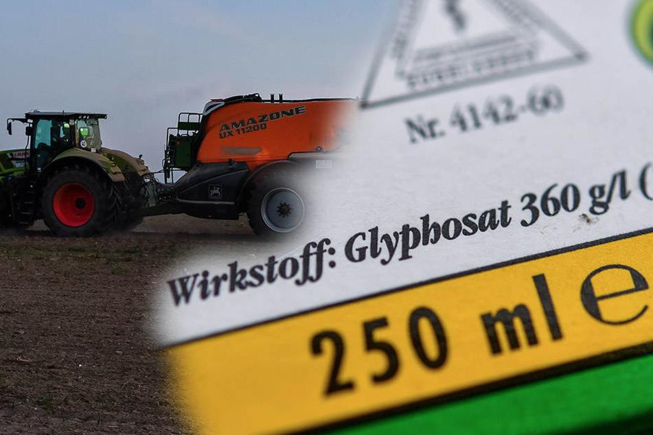 Das Unkrautvernichtungsmittel darf weiter auf europäischen Feldern eingesetzt werden.