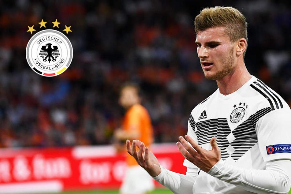 Jogis Probleme alle wieder da! Deutschland verliert 0:3 gegen Holland